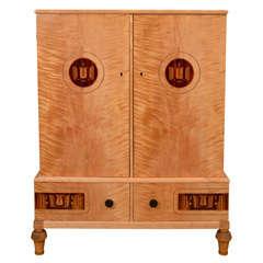 Art Deco Cabinet Armoire