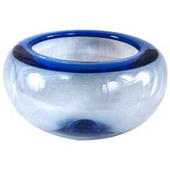 Large Bowl by Per Lutken for Holmegaard