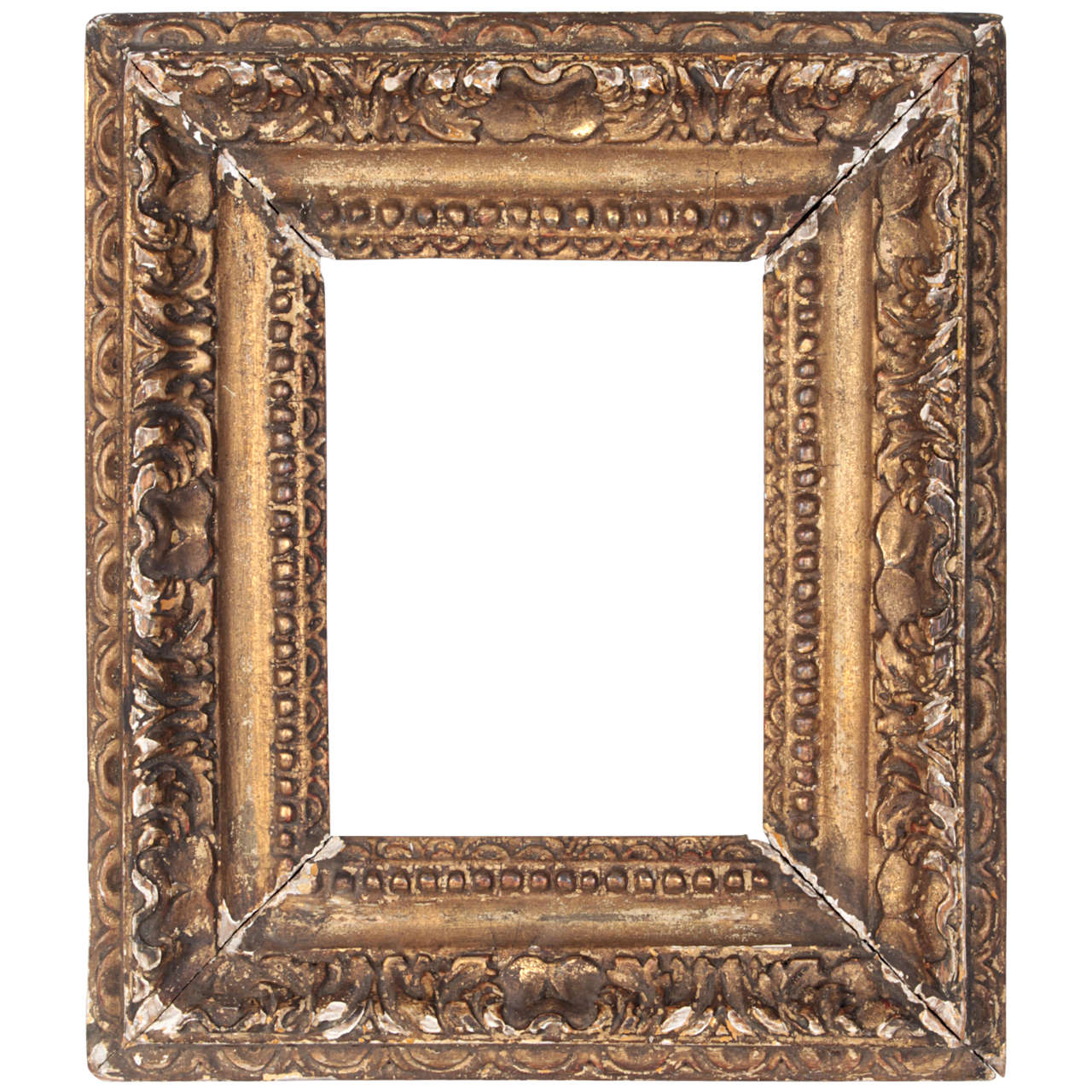 Late 18th Century Italian Frame At 1stdibs