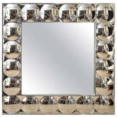 Plexi Bubble Framed Mirror