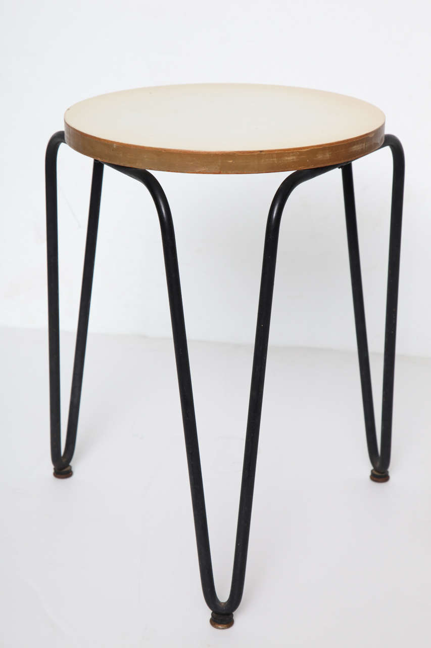 Florence Knoll Stacking Stools Usa C 1952 For Sale At