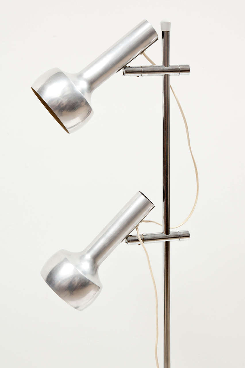 this stainless steel floor lamp from denmark is no longer available. Black Bedroom Furniture Sets. Home Design Ideas