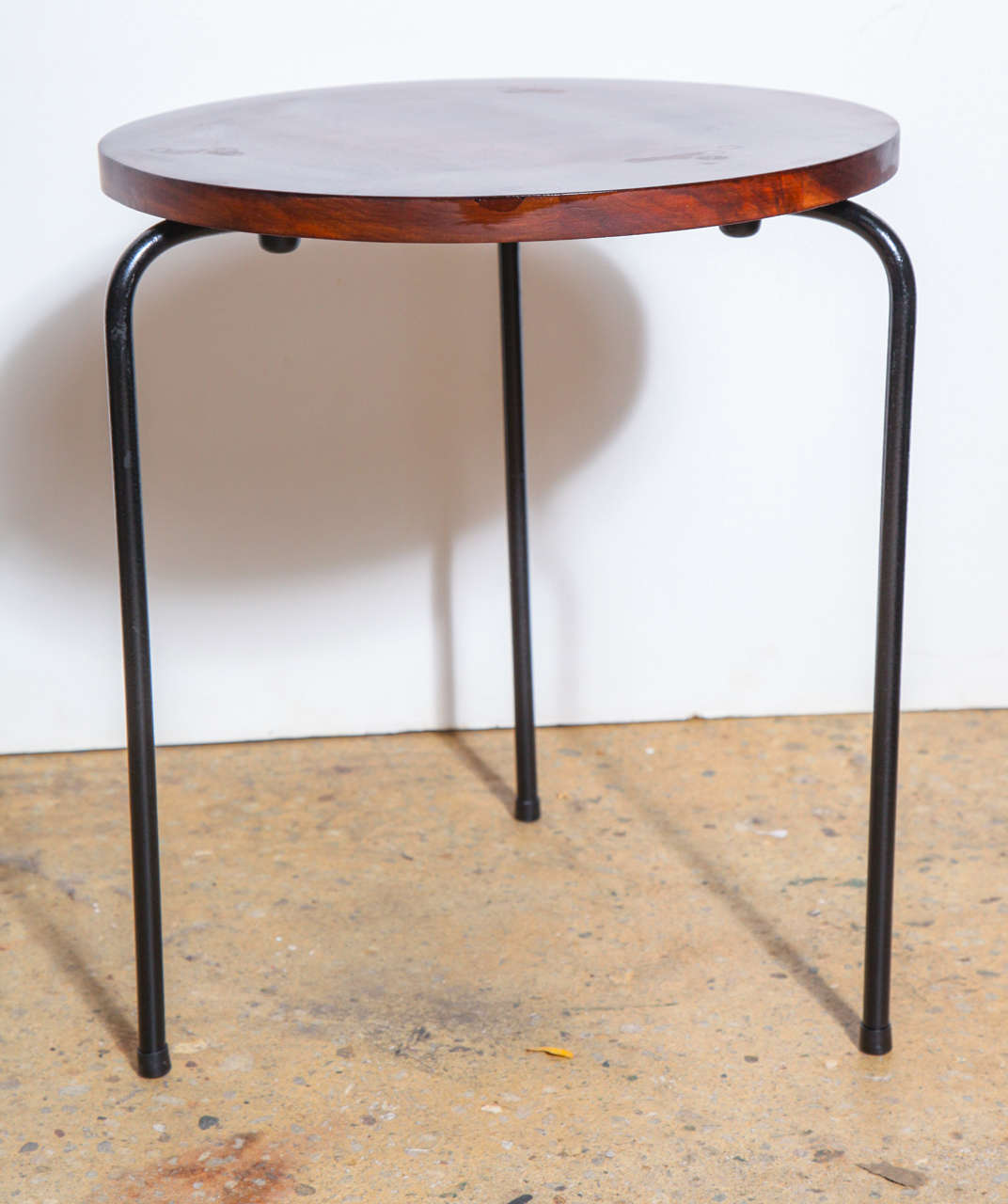 Set of 3 stacking side tables at 1stdibs for Small stackable coffee tables