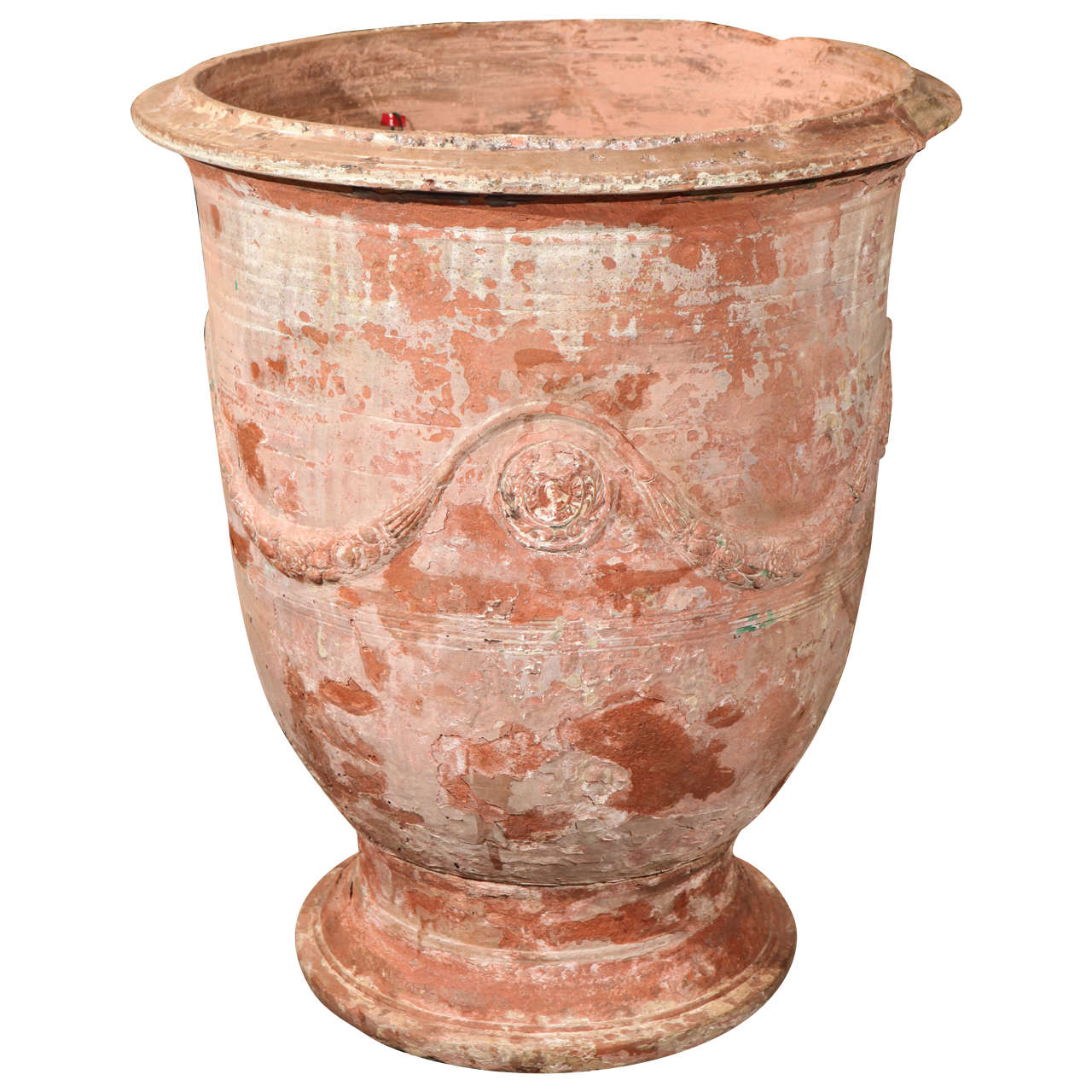 French anduze pot circa 1900 at 1stdibs - Planters contact provence ...