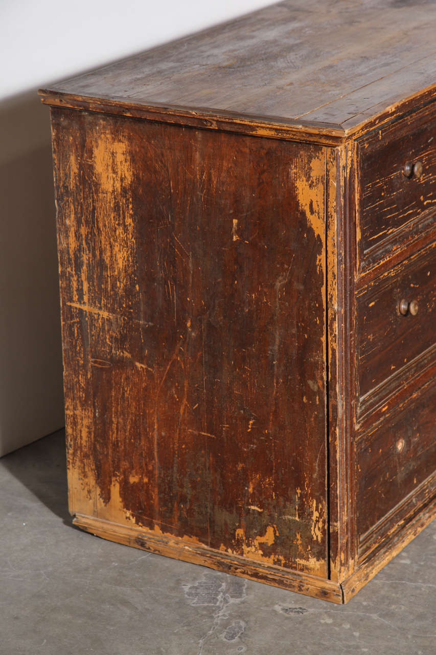19th Century Belgian Chest of Drawers For Sale 1