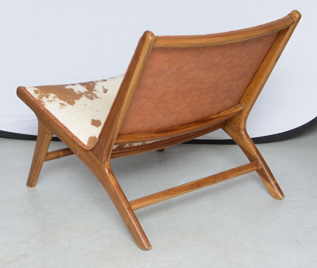 """The Hampton Chair"" Handmade Teak 7"