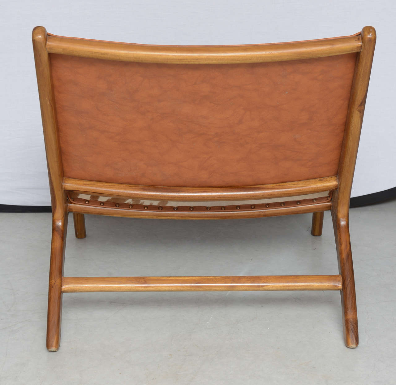 """The Hampton Chair"" Handmade Teak 9"