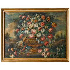 18th Century Continental Still Life Painting