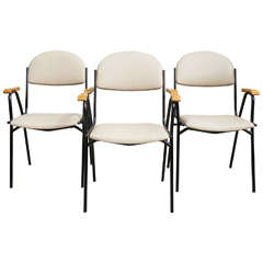 Three Thonet Armchairs
