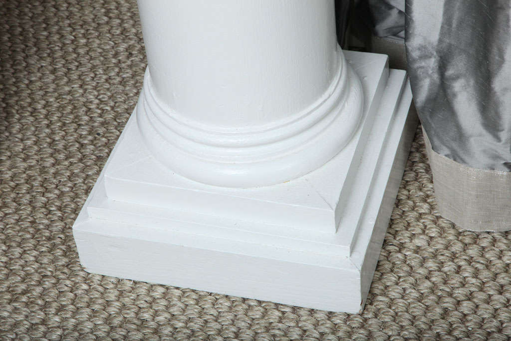 American Pair of Architectural Columns For Sale