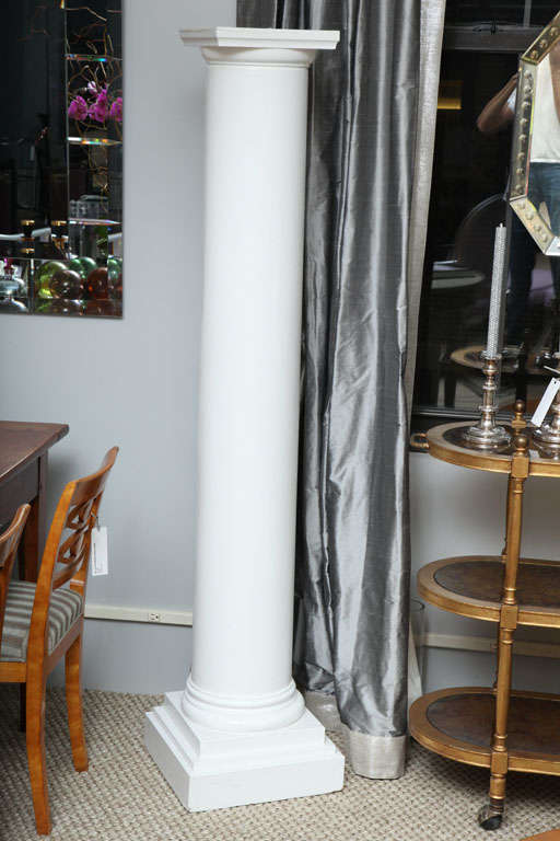 20th Century Pair of Architectural Columns For Sale