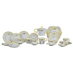 Art Deco Shelley Complete Tea Set for 4 +