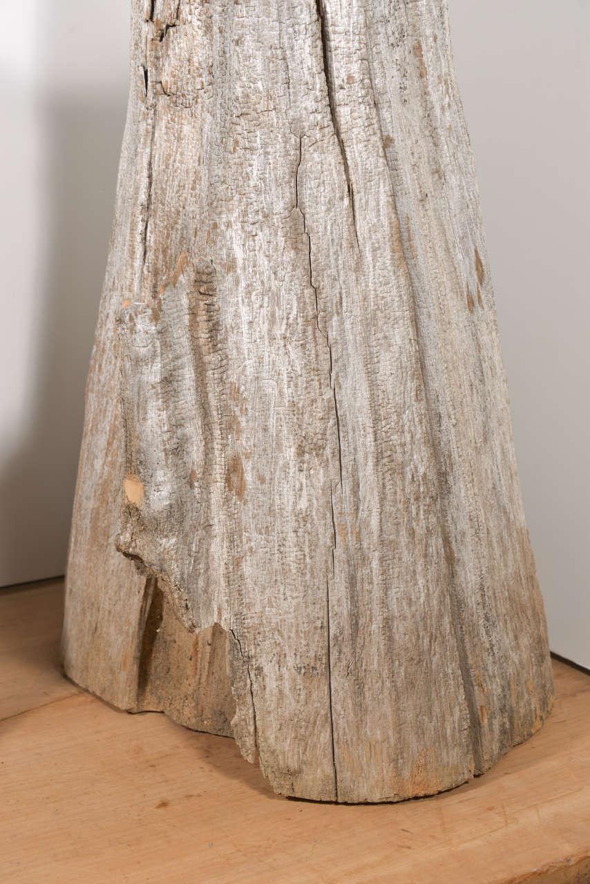 Decorative Wood Piece At 1stdibs