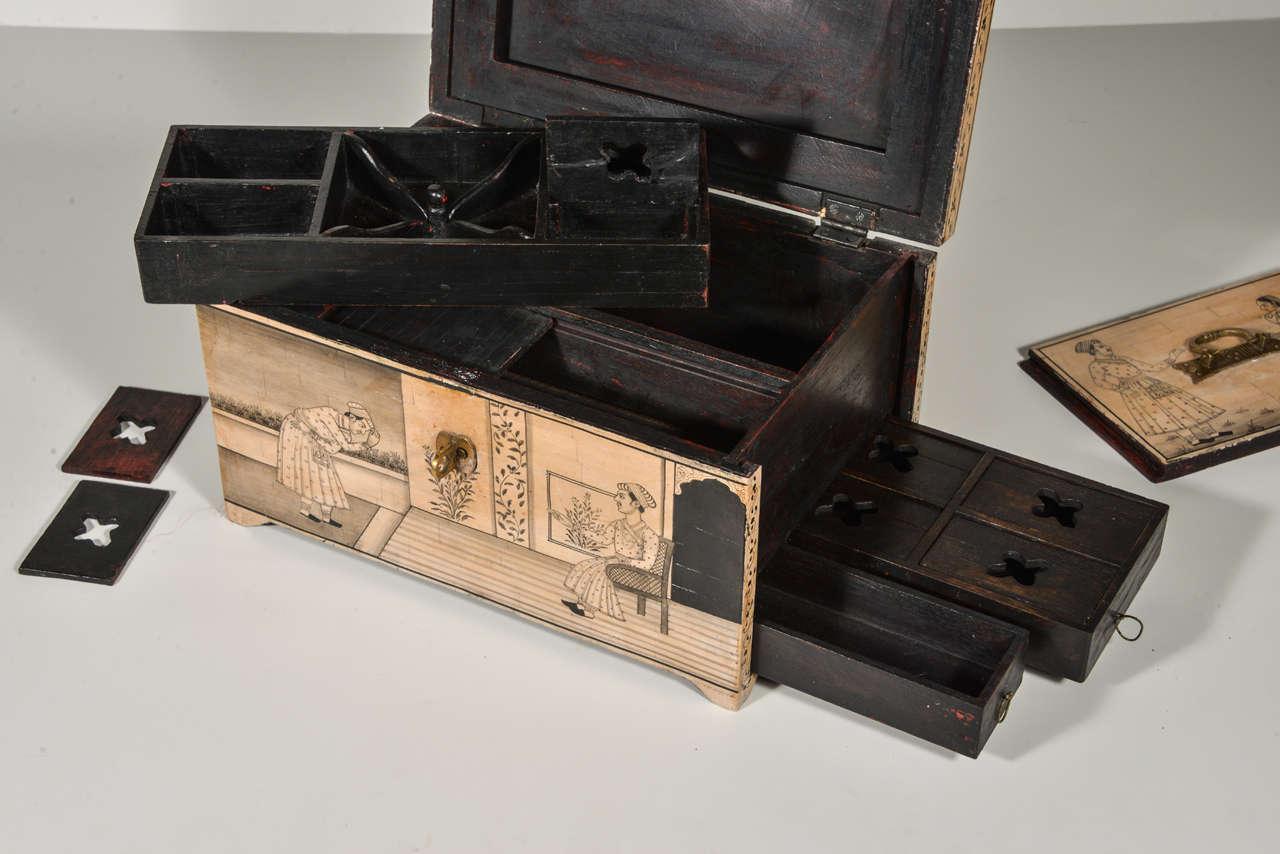 Camel Bone Box For Sale 1