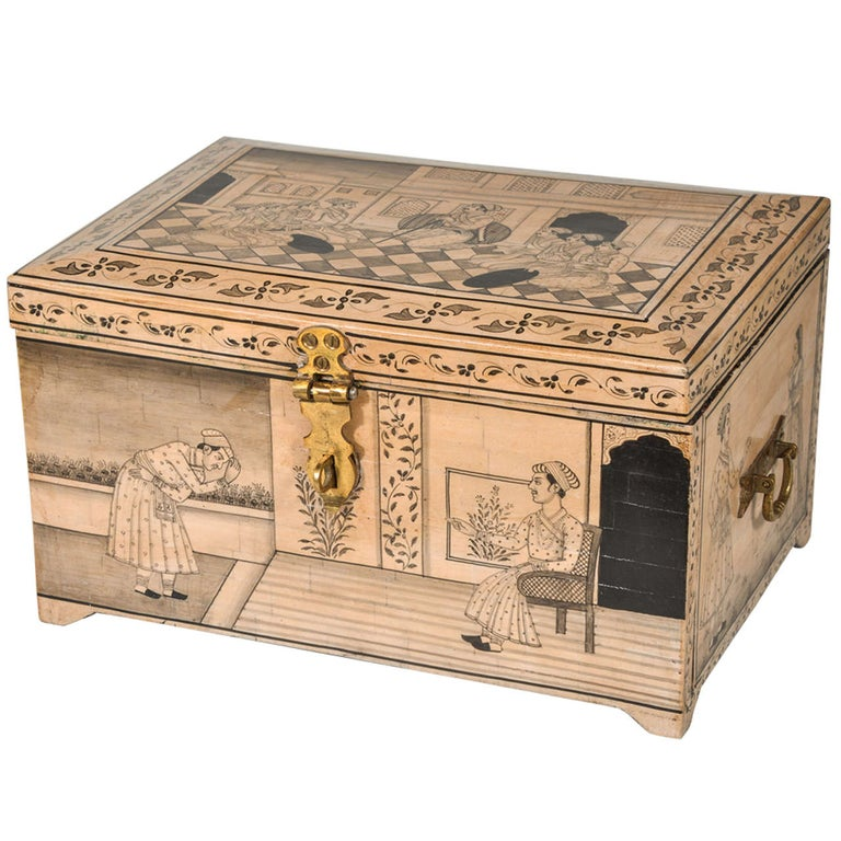 Camel Bone Box For Sale