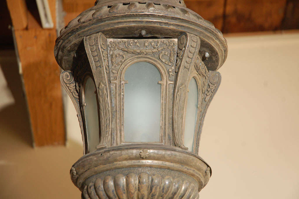 Metal Processional Lanterns from Lucca, Italy For Sale 3