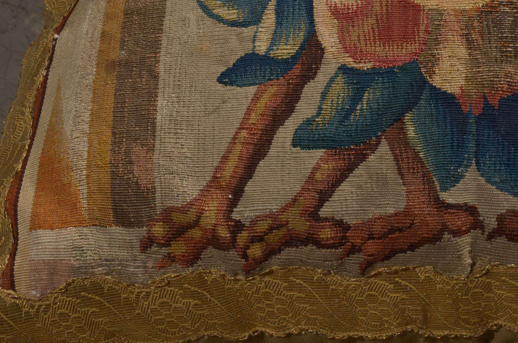 Beauvais Tapestry Pillow 5