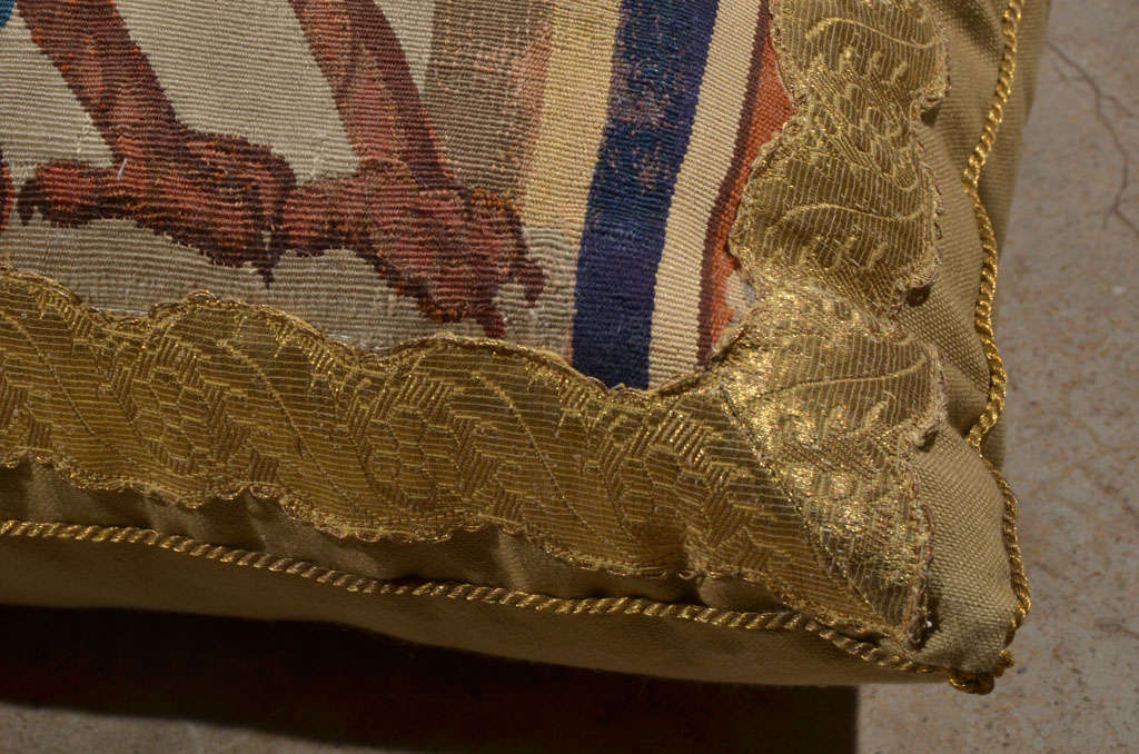 Beauvais Tapestry Pillow 6