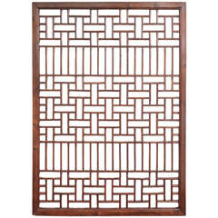 Lattice Screen Panel