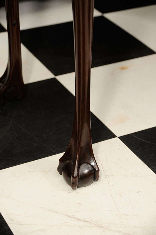 Mahogany Side Table 6