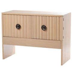 1950s Modern Oak Sideboard / Cabinet
