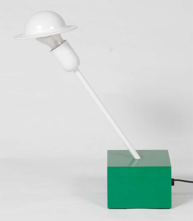 A Memphis ''Don'' Desk Lamp designed by Ettore Sottsass 5