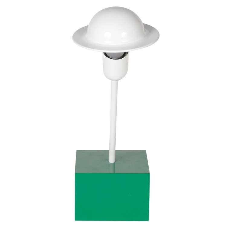 A Memphis ''Don'' Desk Lamp designed by Ettore Sottsass 1