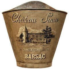 Chateau Suau Hotte from Barsac region