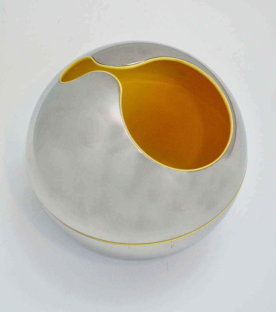 Gio Pomodoro Sphere or Holder for Alessi d'Apres, 1972 For Sale 1