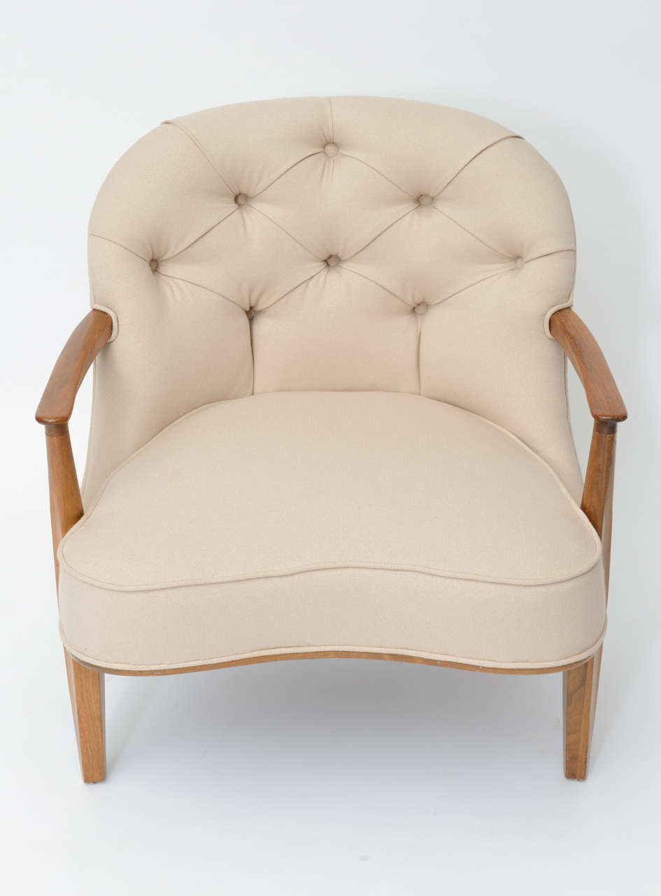 Edward wormley janus lounge chairs for sale at 1stdibs - Edward wormley chairs ...