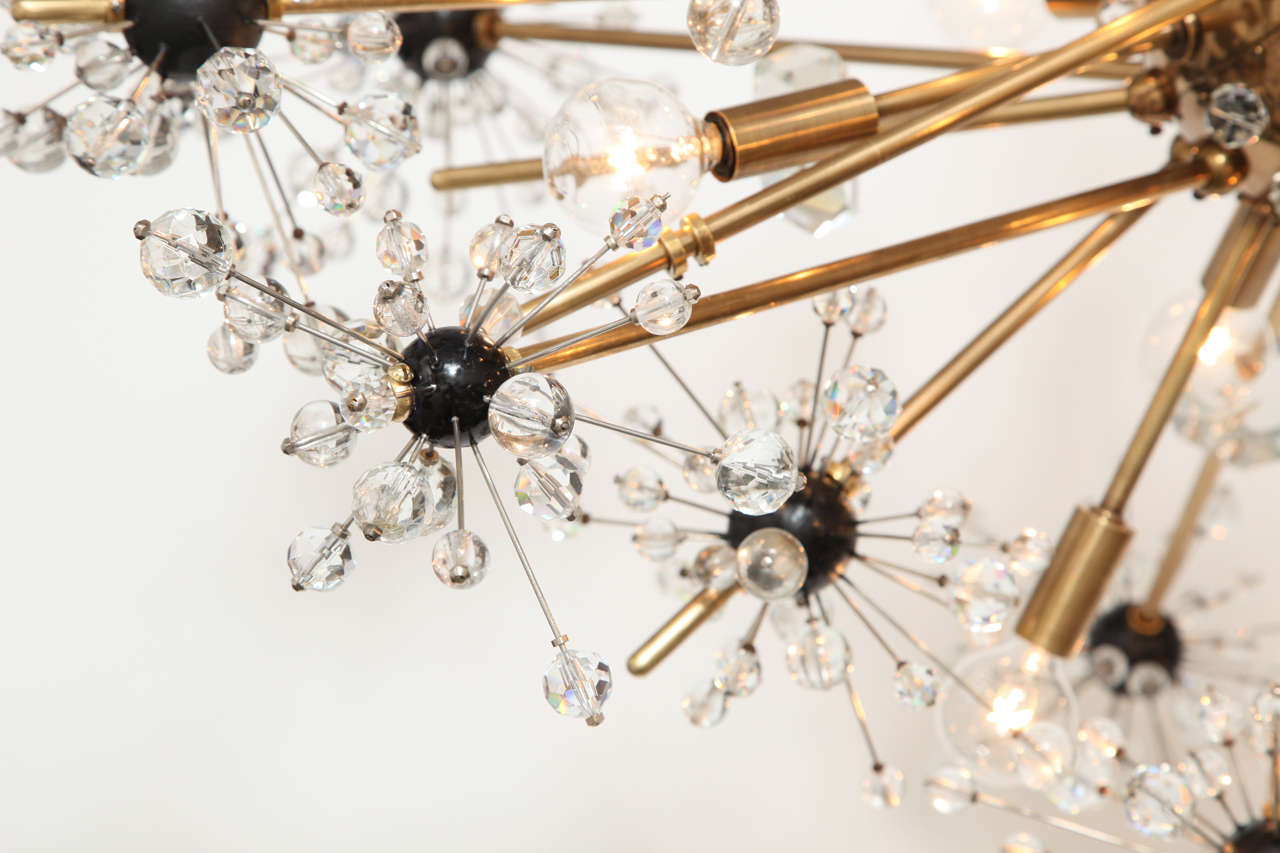 16 light Lobmeyr Metropolitan chandelier 5