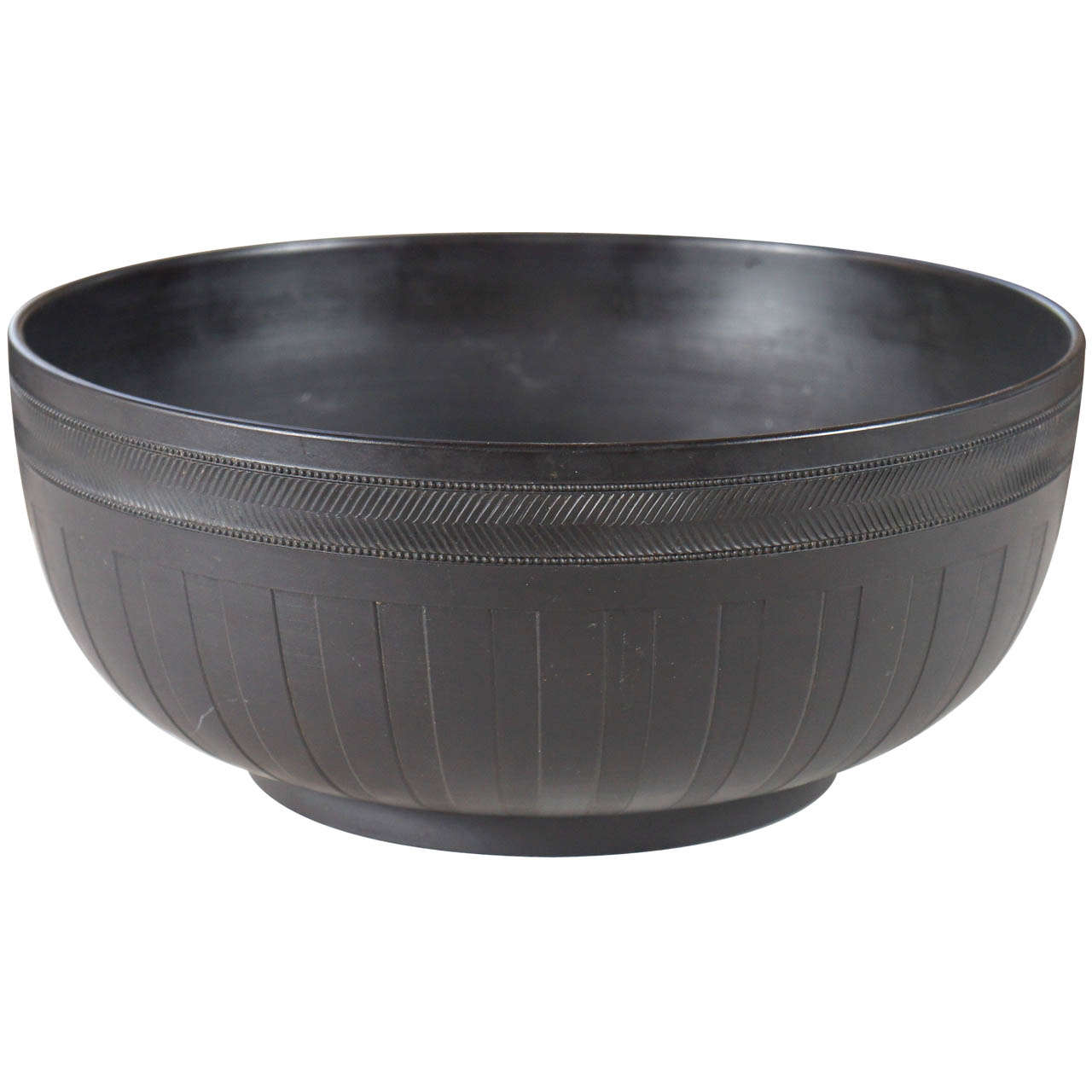 Wedgwood Basalt Bowl At 1stdibs