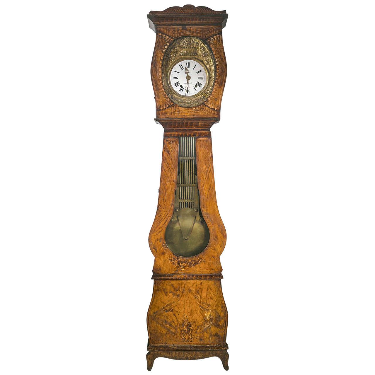 Morbier Clock