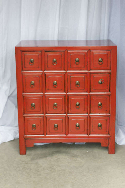Apothecary Chest 2