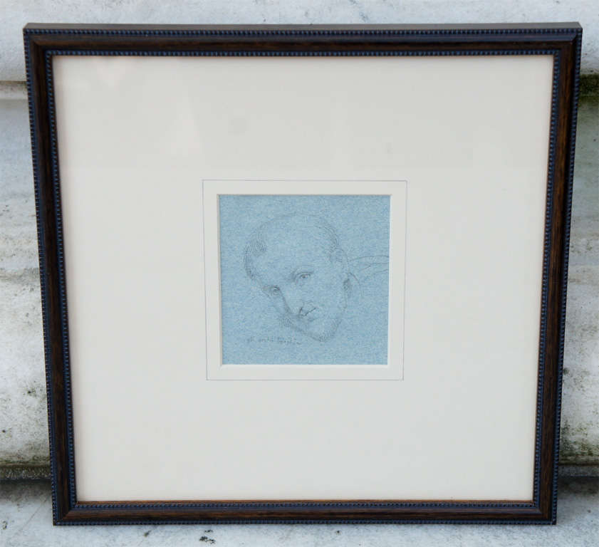 French Set of Four Napoleonic Period Drawings For Sale