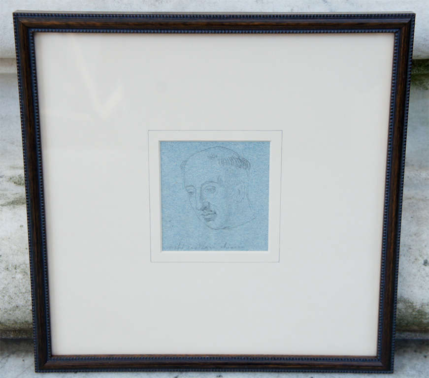 Set of Four Napoleonic Period Drawings For Sale 1