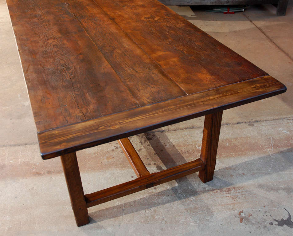 Very Large Oak and Pine Dining Table at 1stdibs : DSC0485 from 1stdibs.com size 954 x 768 jpeg 87kB