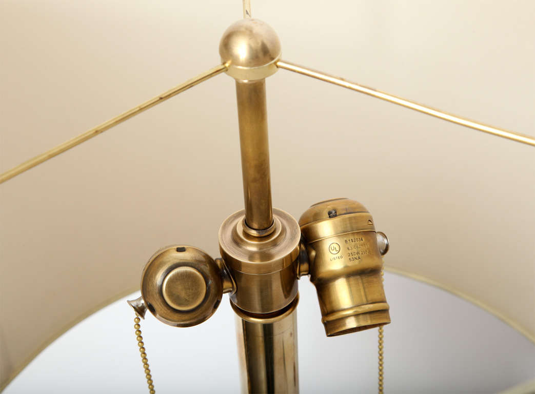 1970s Sculptural Ceramic Table Lamp For Sale 2