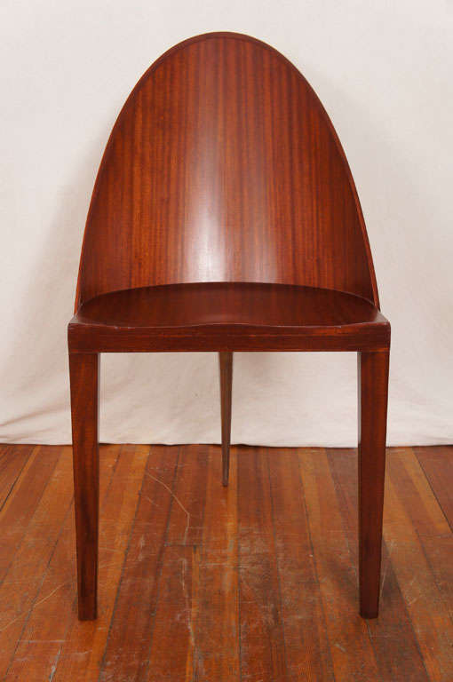 Six Dining Chairs By Philippe Starck At 1stdibs