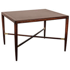Rosewood Mid Century Cocktail Table