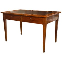 Neoclassical Bureau Plat (Writing Tables)