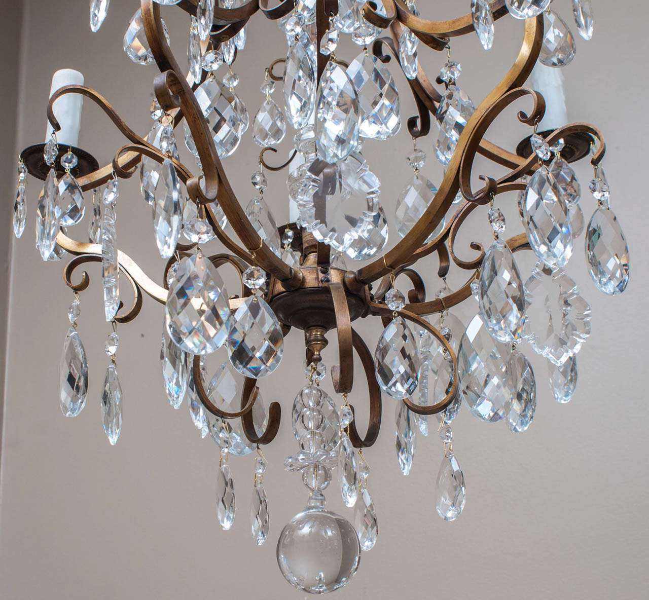 Louis Xv Style Chandelier At 1stdibs