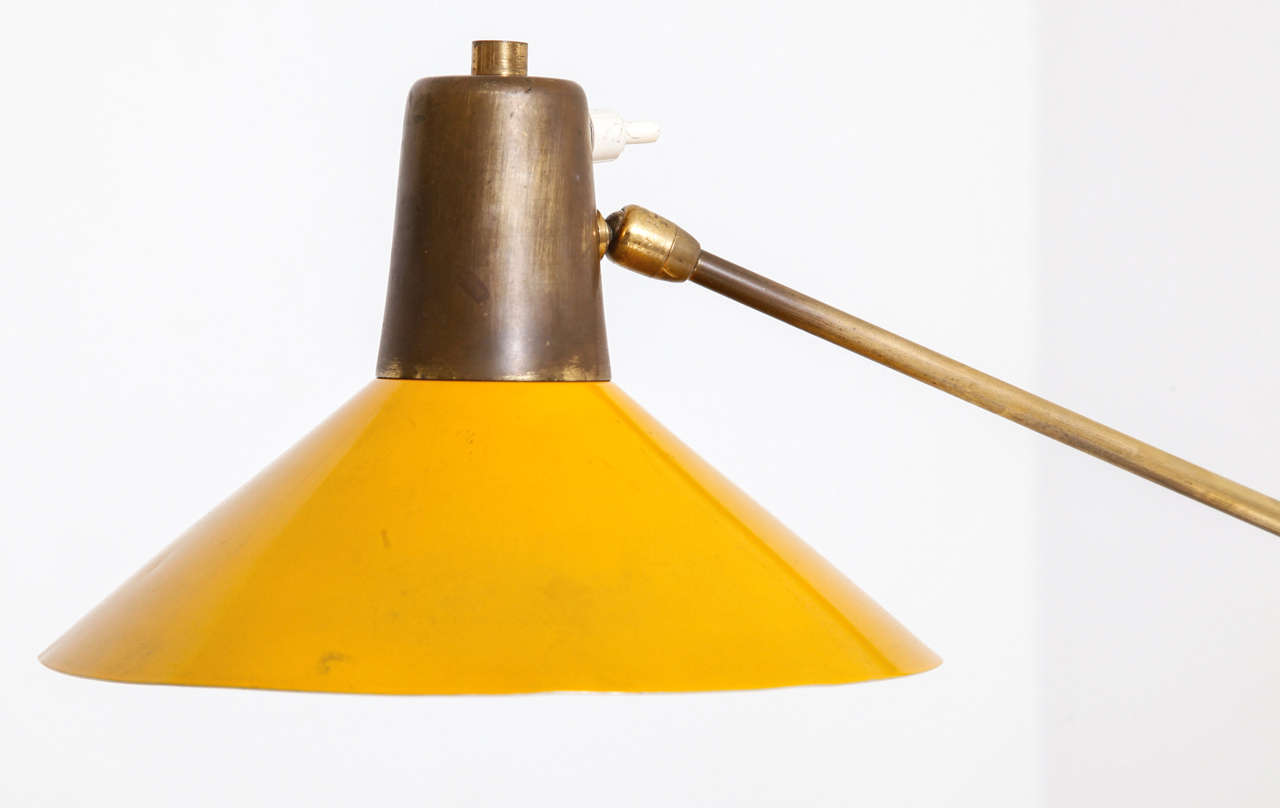 Mid-20th Century Floor Lamp, Italy, 1950s For Sale