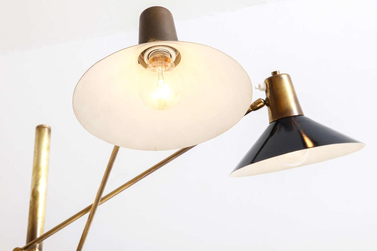 Floor Lamp, Italy, 1950s 9