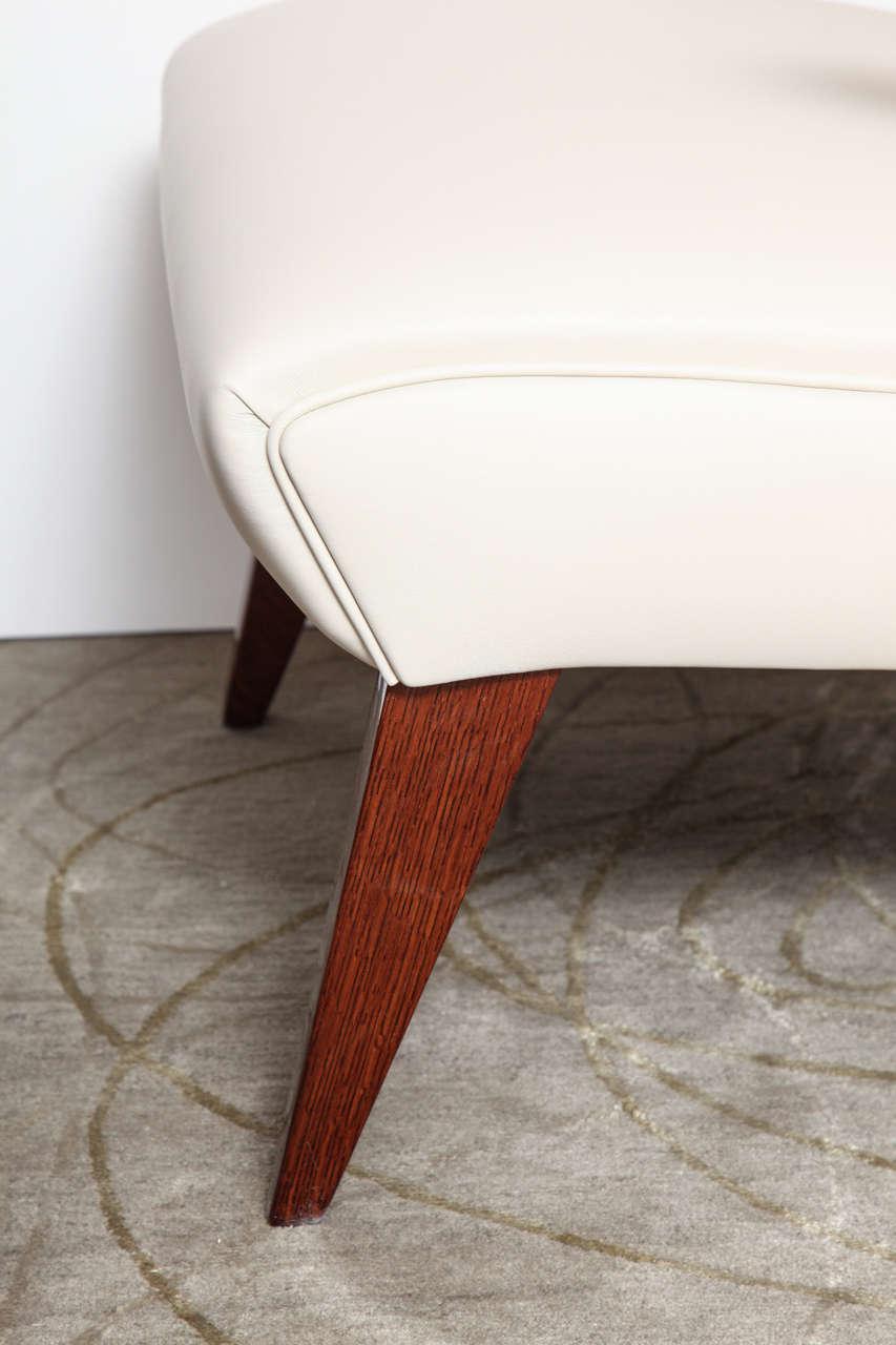 Pair of Art Deco Streamline Lounge Chairs 5