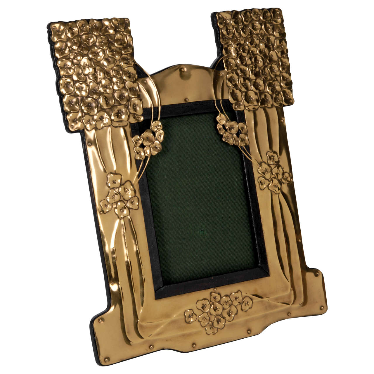 Vienna Secession Gilt Photo Frame C 1900 At 1stdibs