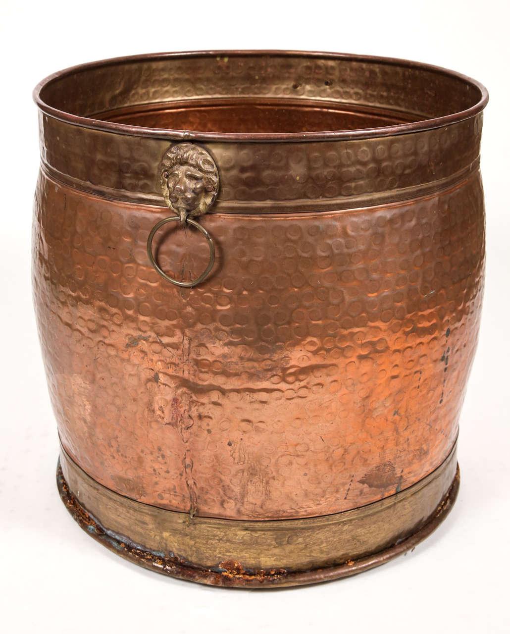Hammered Copper Pot 5