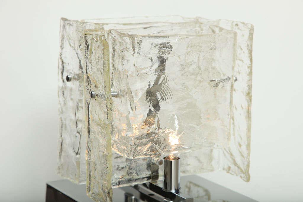 Mid-Century Modern Carlo Nason Mazzega Table Lamp, 1960s For Sale