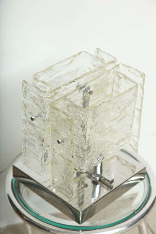 20th Century Carlo Nason Mazzega Table Lamp, 1960s For Sale