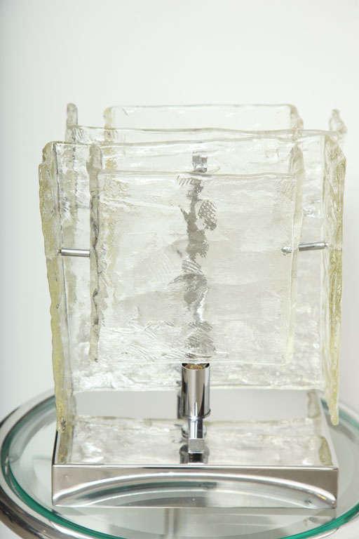 Carlo Nason Mazzega Table Lamp, 1960s For Sale 3